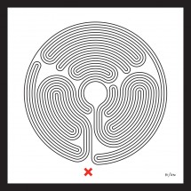 About Labyrinth by Mark Wallinger | Labyrinth