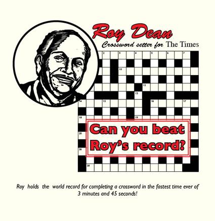 Roy Dean - © Serena Korda