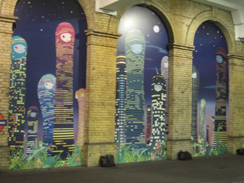 City Glow, Mountain Whisper, 2006