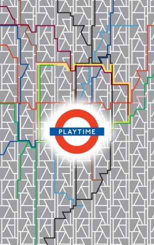 Martin Boyce - Playtime Underground