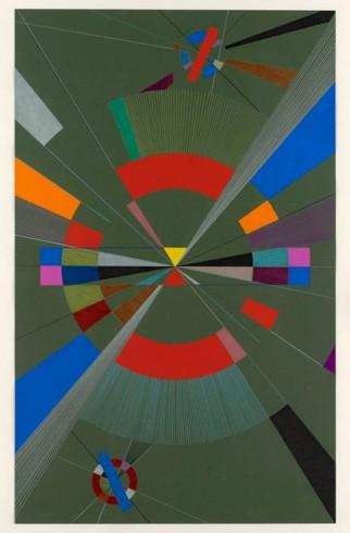 Lothar Götz - Vision of a roundel