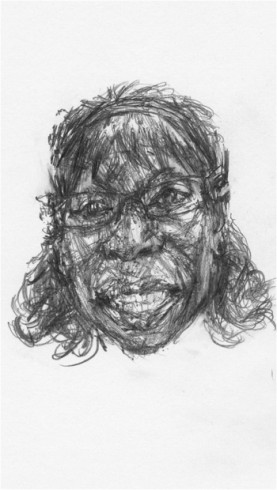 50 minutes with Maxine at St John's Wood; 5 years on the Jubilee line