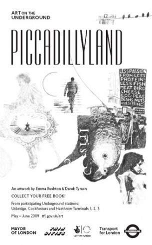 Piccadillyland by Emma Ruston and Derek Tyman, 2007 (DR poster)