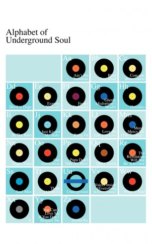 David Blandy - Alphabet of Underground Soul