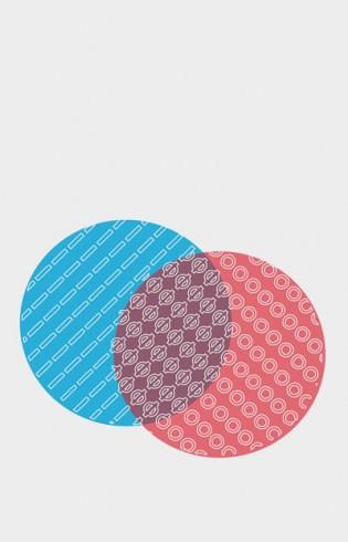 Henry Coleman - Poster design (Venn Roundel)