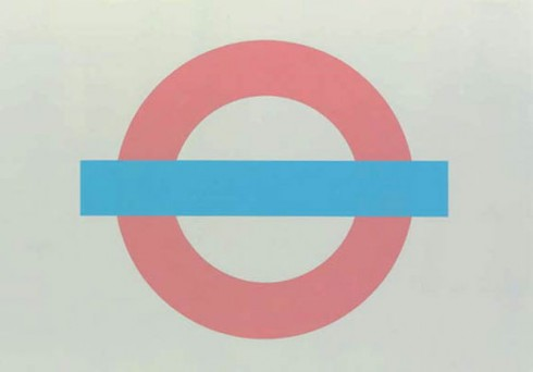 Toby Paterson - Pastel Roundel (Low Visibility)