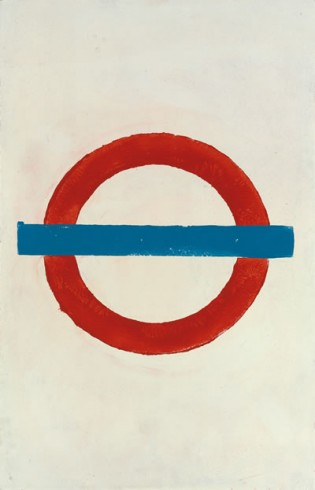 Richard Woods - London Underground Logo