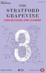 The Stratford Grapevine, cover Issue 3