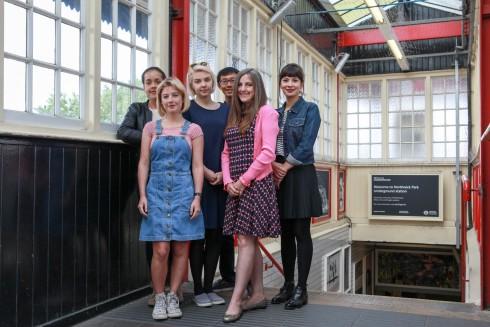 University of Westminster Students, Northwick Park, 2015