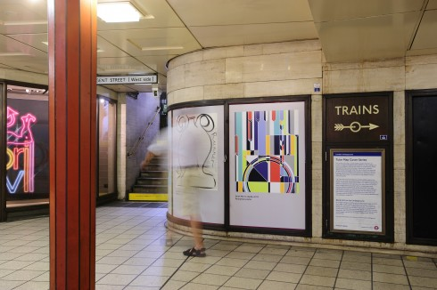 Olympic and Paralympic Posters for London 2012 