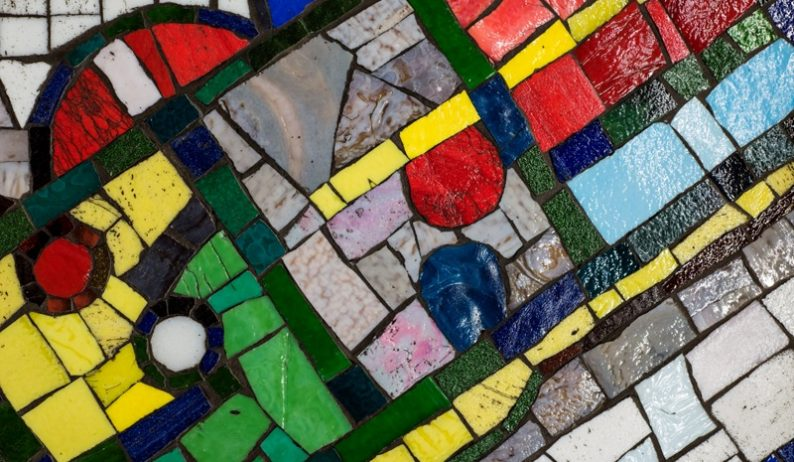 Tottenham Court Road Mosaic Restoration