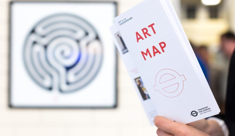 Take the Tube with Art on the Underground