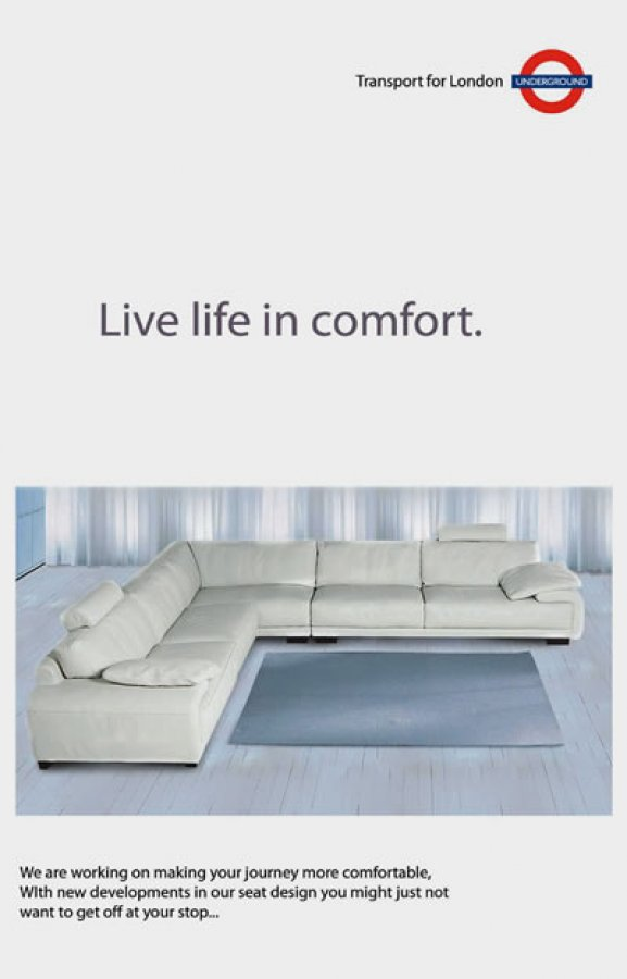 Sam Plagerson - Live life in comfort