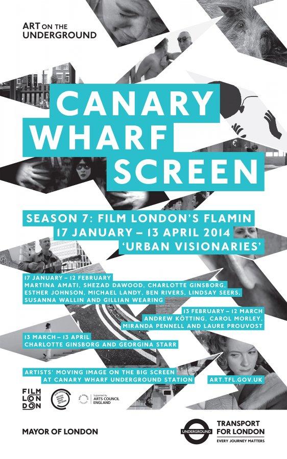 Canary Wharf Season 7 poster