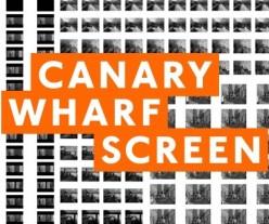Canary Wharf Screen logo