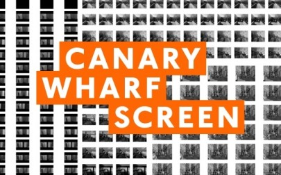 Canary Wharf Screen logo