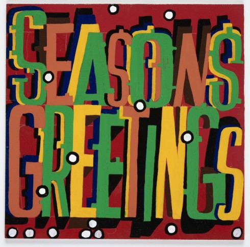 Season's Greeting, Bob & Roberta Smith, 2014
