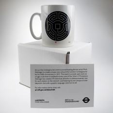 Mug on presentation box