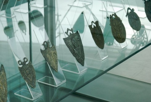 Alan Kane, The Stratford Hoard: Phillip Mernick, The Shadwell Forgeries (2008). Photograph: Daisy Hutchison