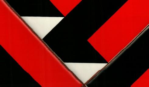 Warren Street tile motif, scan, Fraser Muggeridge studio, 2016
