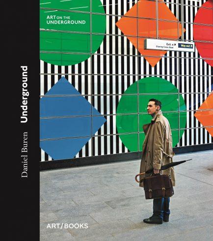 Daniel Buren Underground, Art / Books, 2017
