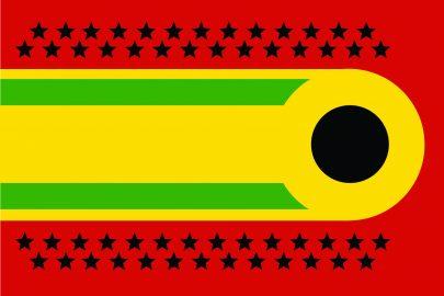 Relic Traveller Flag