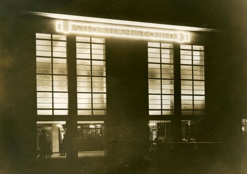 Sudbury Town Station, 1931