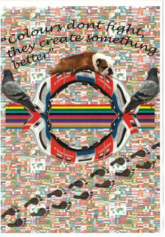 'Equality' by Niaz Rahman, Sankofa Poster Competition Winner Westminster City School